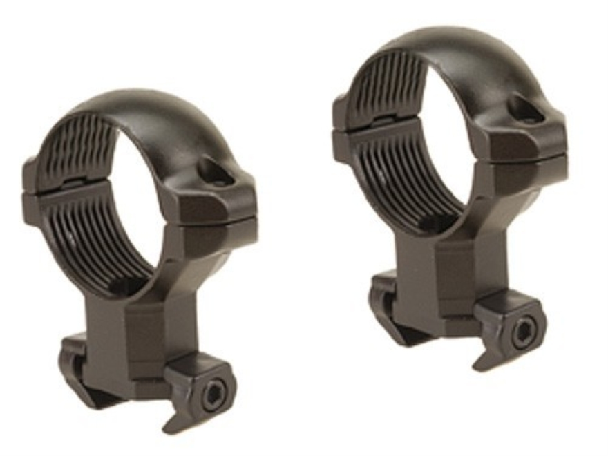 "Millett 1"" Angle-Loc Windage Adjustable Ring Mounts CZ 550 Matte High"