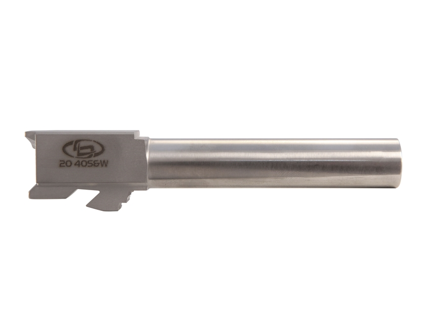 """Storm Lake Barrel Glock 20 10mm Auto to 40 S&W Conversion 1 in 16"""" Twist 4.60"""" Stainles..."""