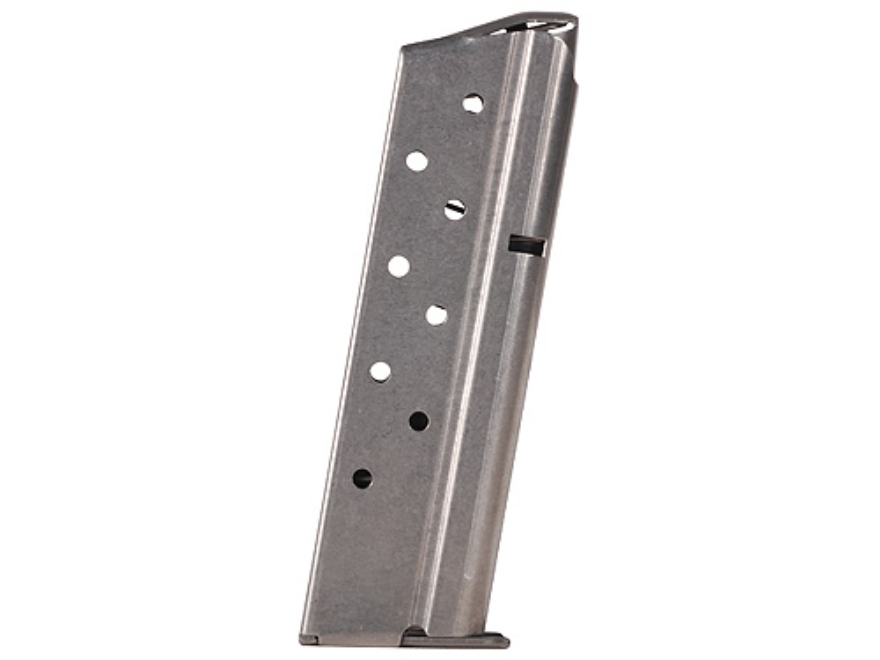 Colt Magazine Colt 1911 Delta Elite 10mm 8-Round Bright Stainless Steel