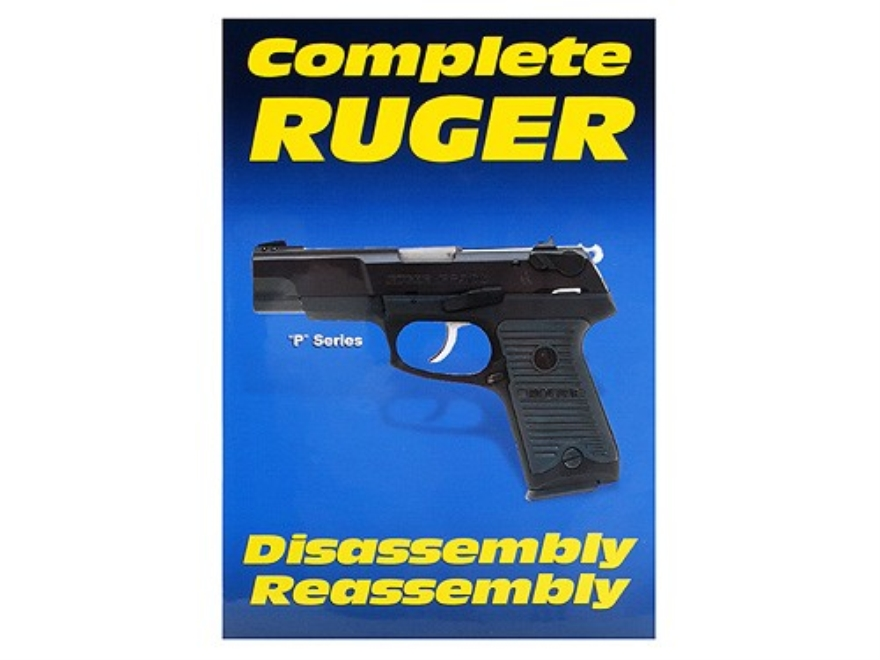 "Gun Video ""Complete Ruger P Series Pistols"" DVD"