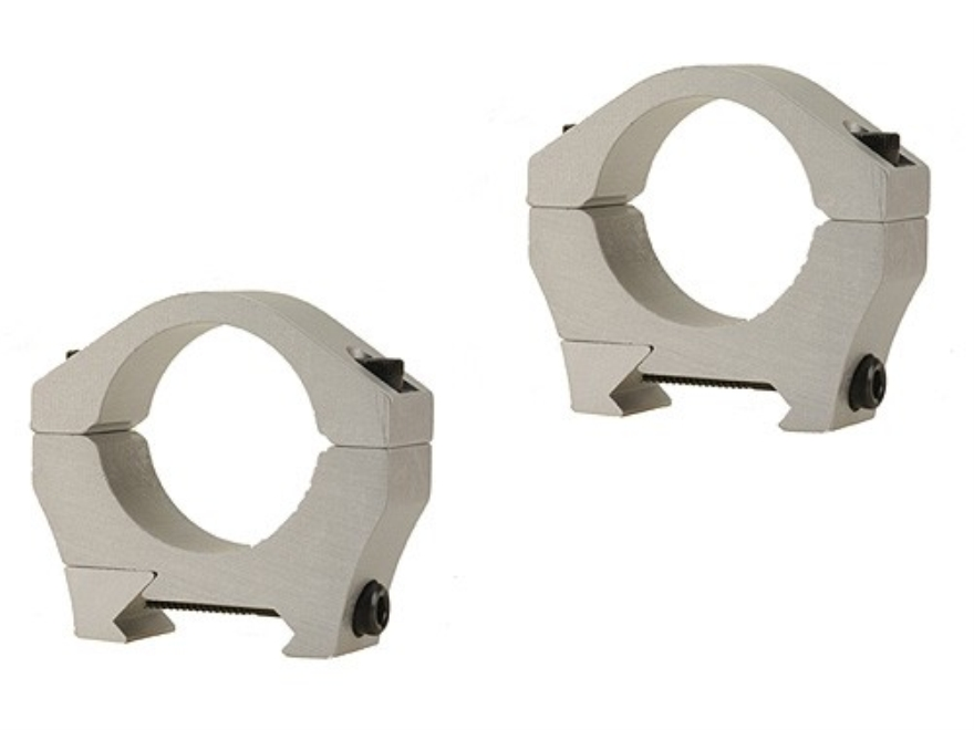"Weigand 1"" Weaver-Style Magnum Lightweight Aluminum Scope Rings"