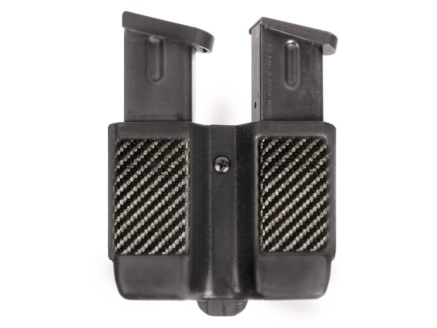 BLACKHAWK! CQC Double Magazine Pouch Single Stack Polymer