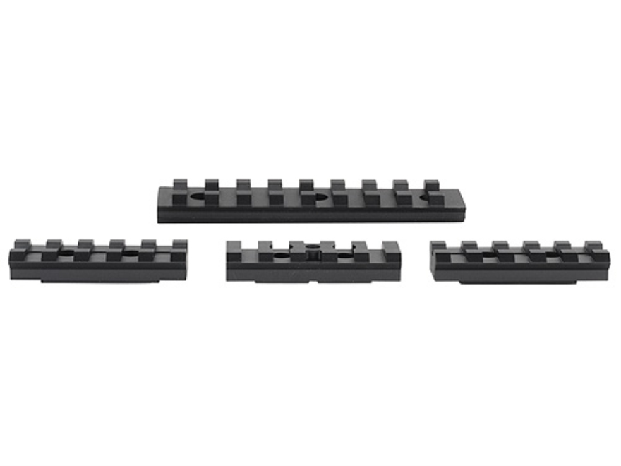 Advanced Technology 4-Piece Accessory Rail Package Fits ATI Strikeforce Handguard for A...