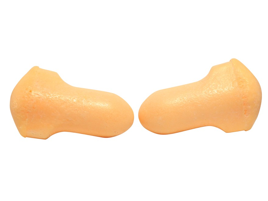 Howard Leight Leight Plugs Ear Plugs (NRR 30 dB) Orange Package of 10 Pair