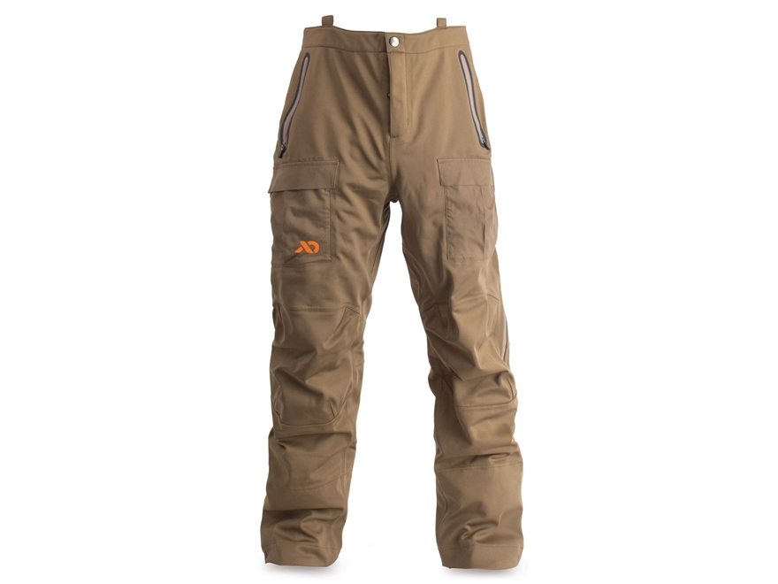 First Lite Men's North Branch Soft Shell Pants Synthetic Blend