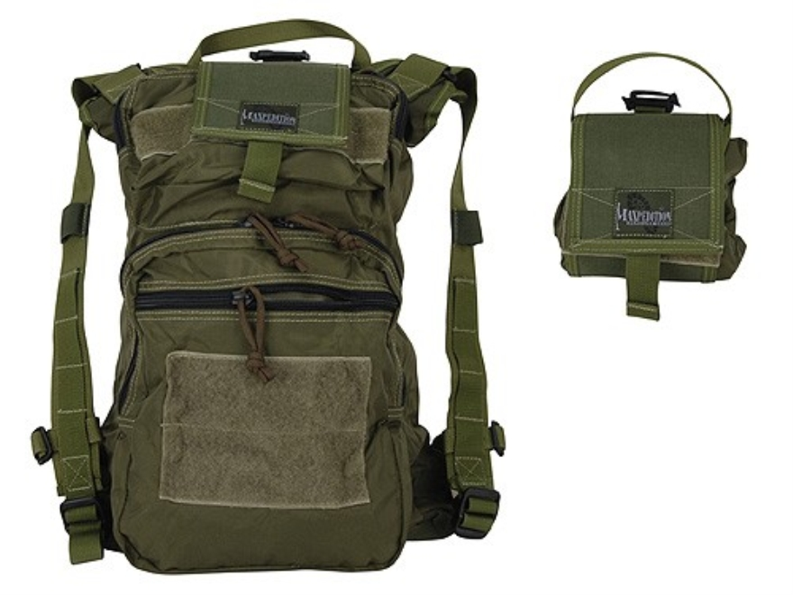 Maxpedition Rollypoly Extreme Collapsible Backpack Nylon Olive Drab