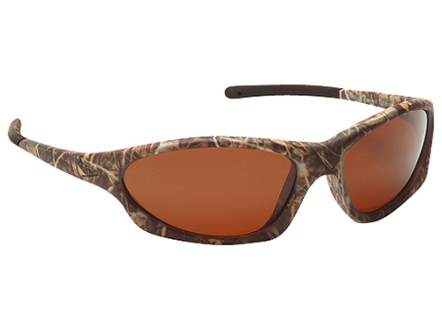 Realtree Sniper Polarized Sunglasses Polymer Frame Realtree Max-4 Camo