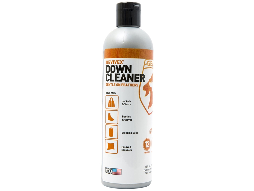 Gear Aid ReviveX Down Cleaner Liquid 12 oz