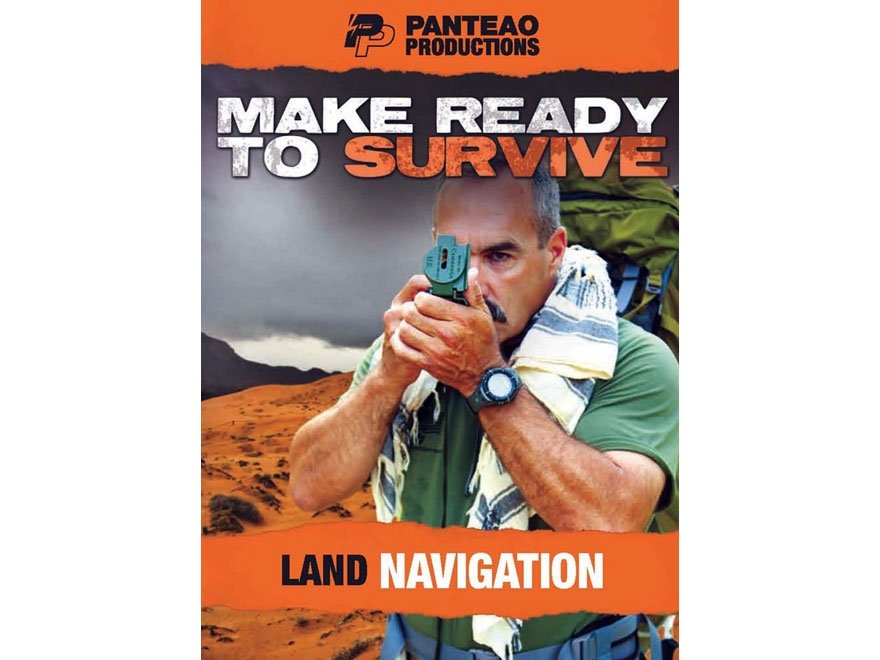 "Panteao ""Make Ready to Survive: Land Navigation"" DVD"