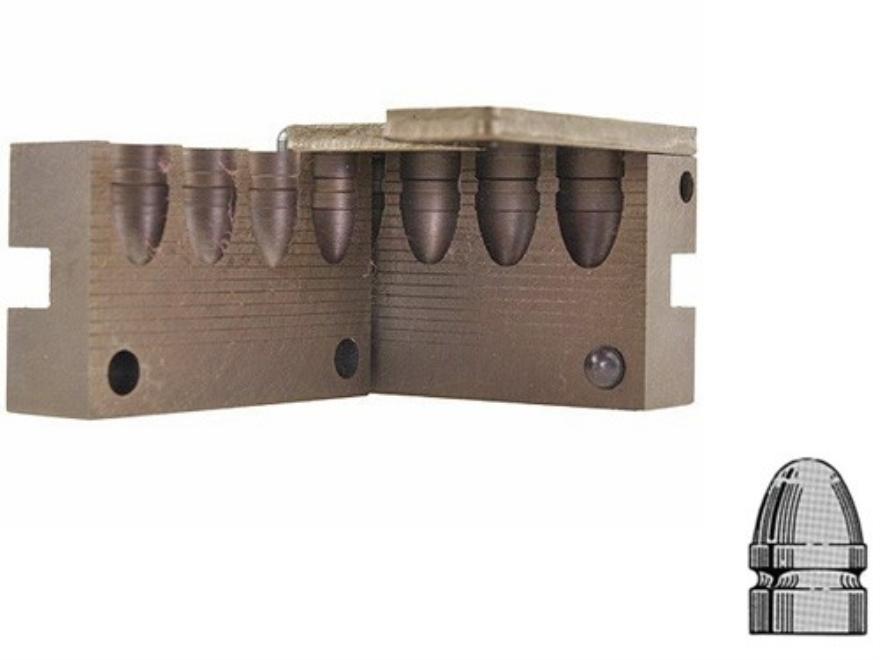 Saeco 4-Cavity Bullet Mold #456 45 Caliber (452 Diameter) 225 Grain Round Nose