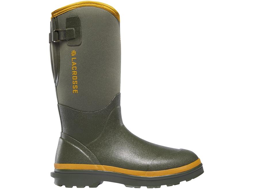 "LaCrosse Alpha Range Air Circ 14"" Waterproof 5mm Hunting Boots Neoprene/Rubber Men's"