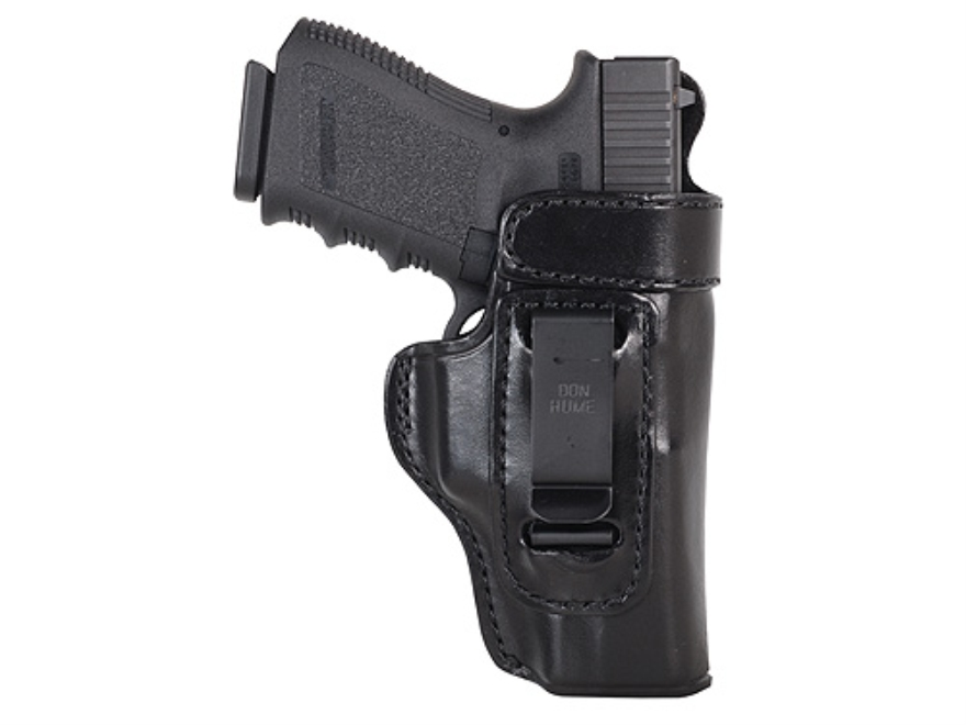 Don Hume H715-M Open Top with Body Shield Inside the Waistband Holster Right Hand Glock...