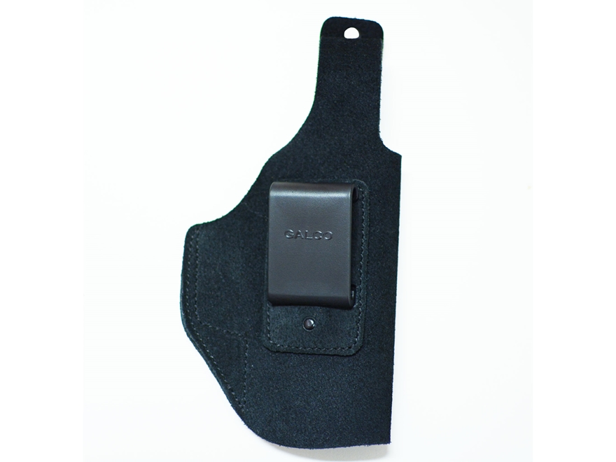 """Galco Waistband Inside the Waistband Holster Right Hand S&W J-Frame 2-1/8"""" Barrel Leather"""