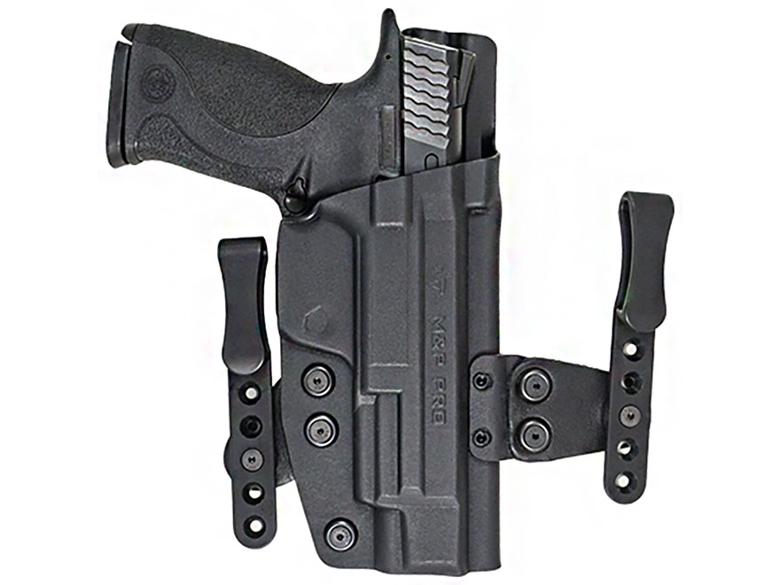 Comp-Tac CTAC Inside the Waistband Holster Right Hand Kydex Black