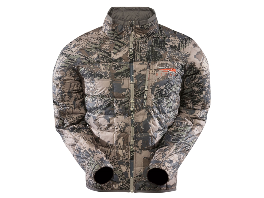 Sitka Gear Men's Kelvin Ultra Lite Insulated Jacket Polyester Gore Optifade Open Countr...