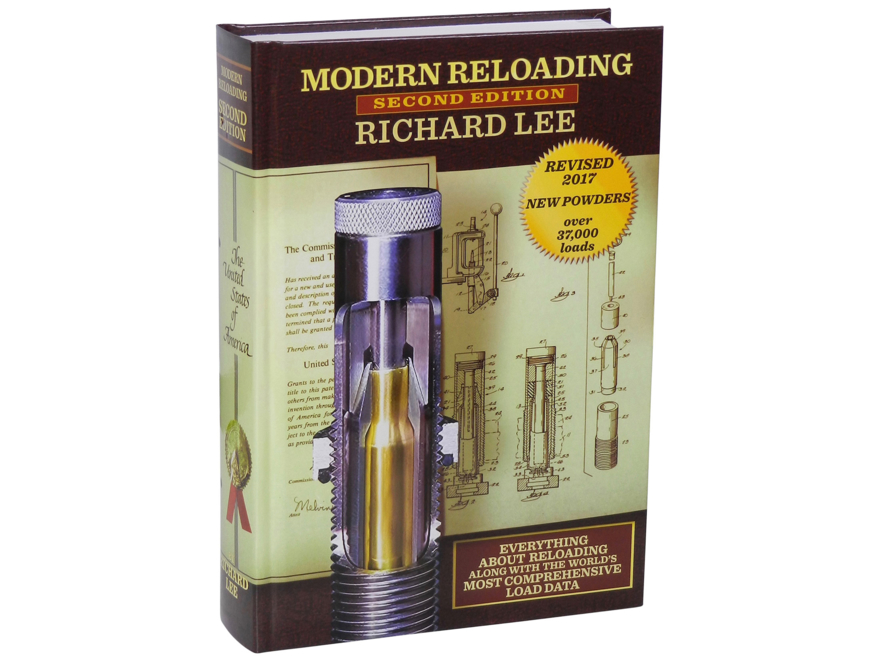 "Lee ""Modern Reloading 2nd Edition, Revised"" Reloading Manual"