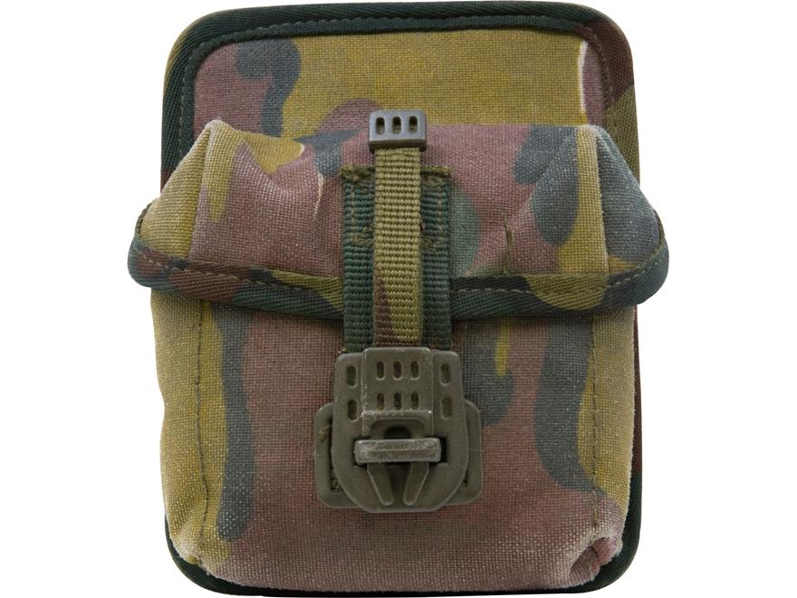 Military Surplus Belgian Cartridge Pouch Grade 2