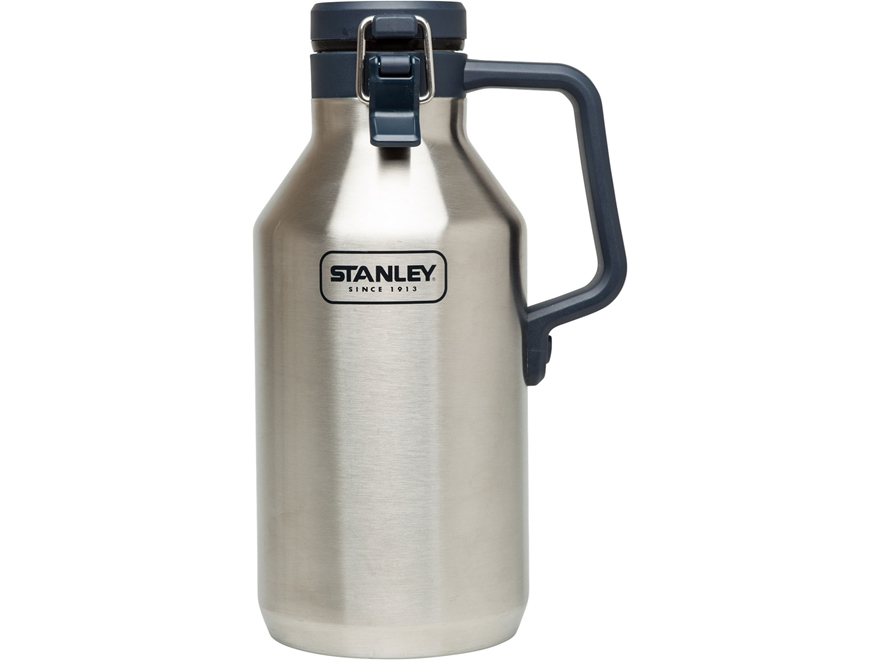 Stanley Adventure Steel Growler 64 oz Stainless Steel