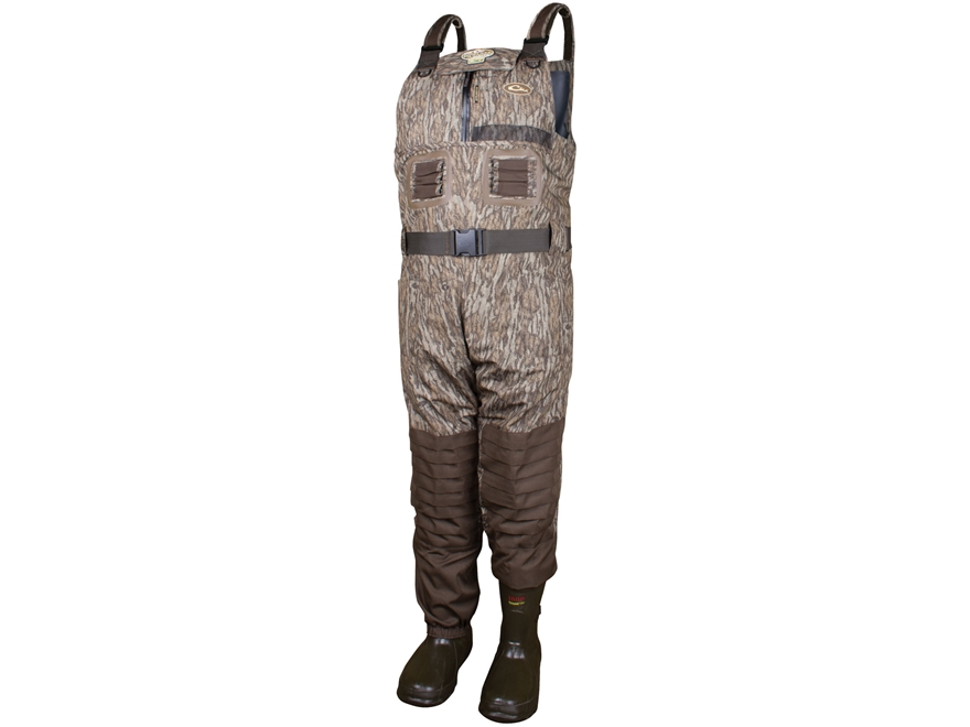 Drake EST Eqwader 2.0 Breathable 1000 Gram Chest Waders Nylon and Polyester Men's