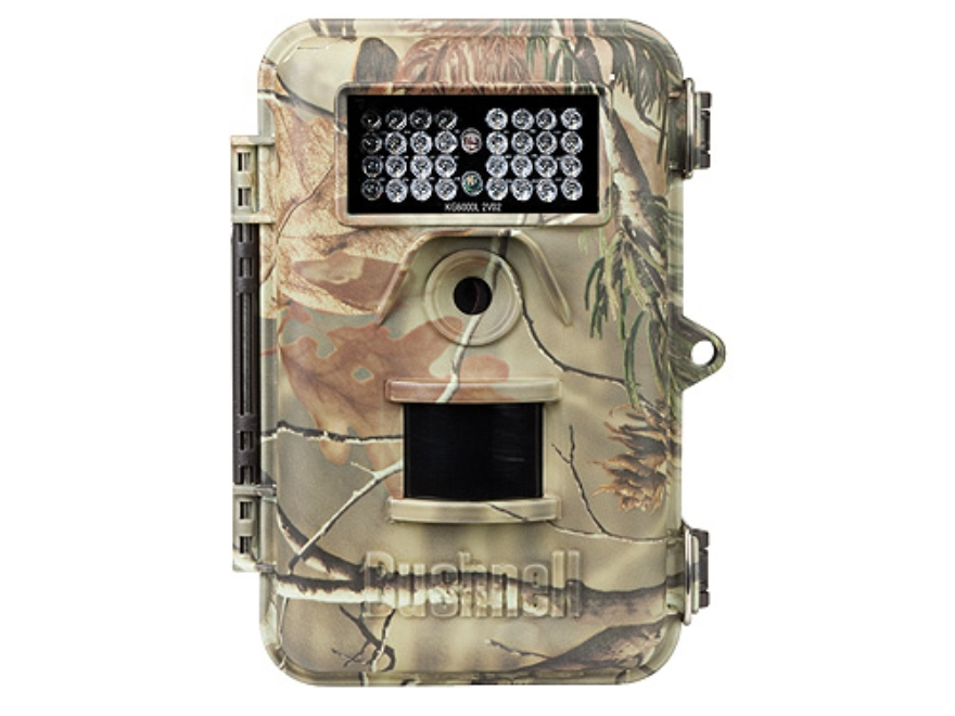 Bushnell Bone Collector Trophy Cam Infrared Digital Game Camera 8.0 Megapixel Realtree ...
