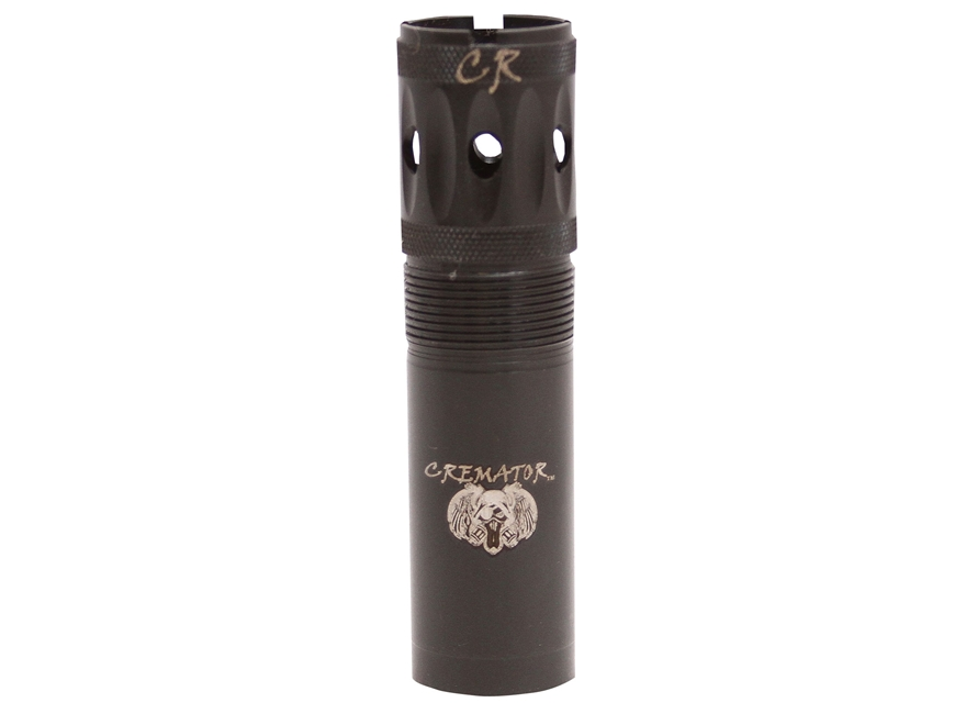 Carlson's Cremator Extended Ported Choke Tube Beretta, Benelli Mobilchoke 12 Gauge