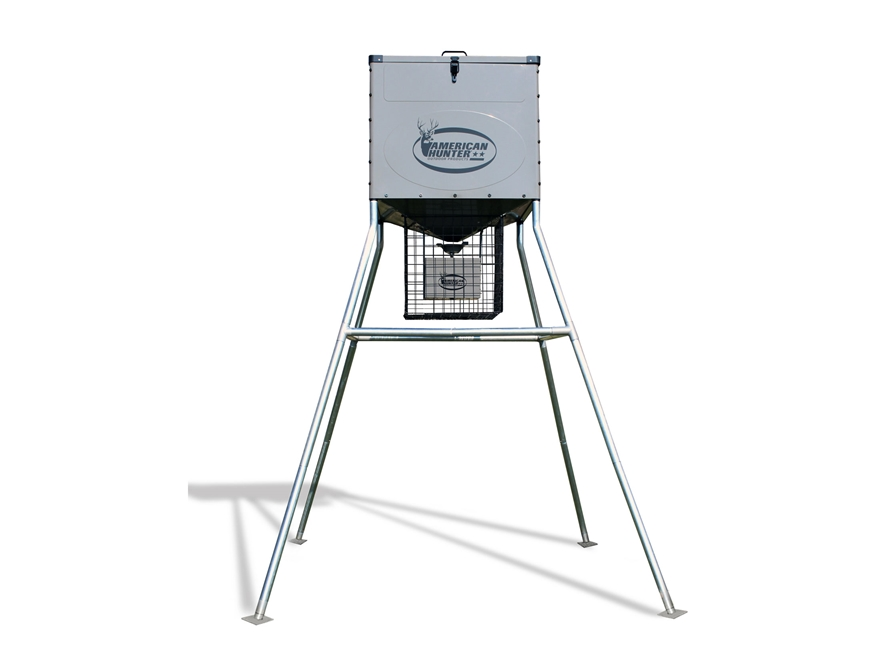 American Hunter 600 lb Game Feeder with Digital Timer