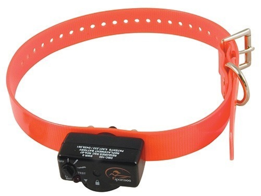 SportDOG SBC-18 Deluxe Bark Control Electronic Add-On Dog Collar