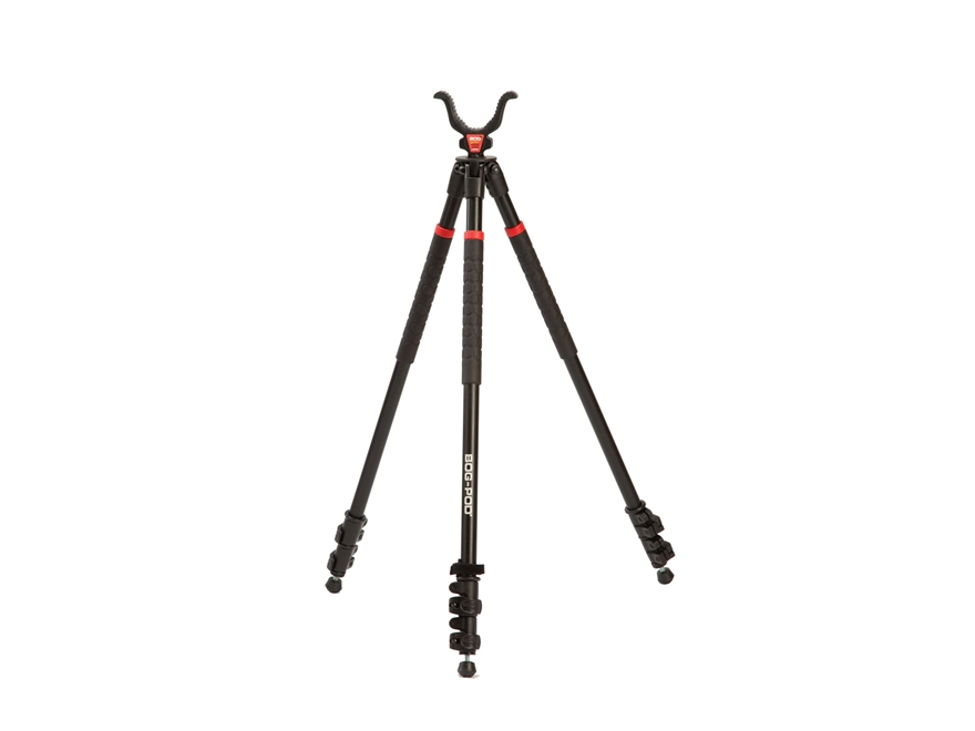 "Bog-Pod HD-3 Heavy Duty Tall Tripod Shooting Stick 22"" to 68"" Swivel Head All-Terrain F..."