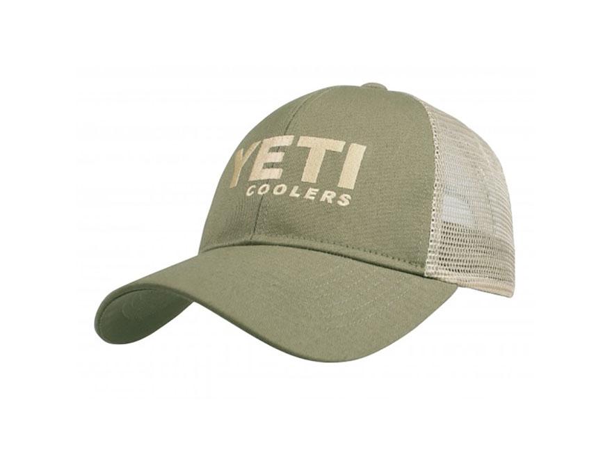 YETI Trucker Hat Polyester