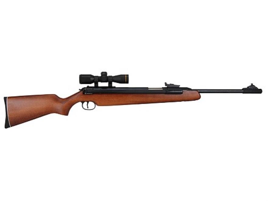 RWS 48 Side Lever Air Rifle Pellet Wood Stock Blue Barrel with RWS Airgun Scope 4x 32mm...