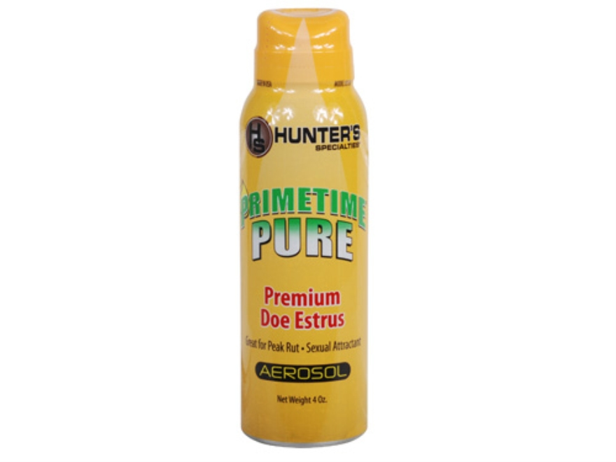 Hunter's Specialties Primetime Doe Estrus Deer Scent 4 oz Aerosol