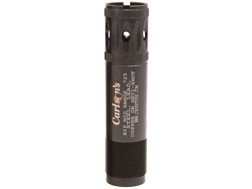 Carlson's Cremator Extended Ported Choke Tube Browning Invector Plus 12 Gauge
