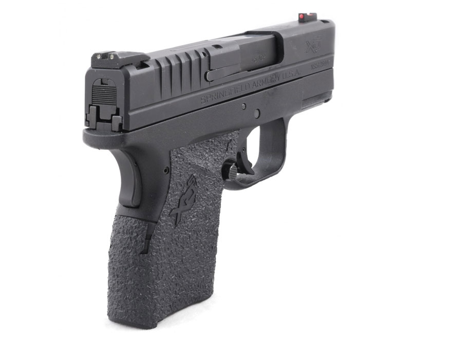 Talon Grips Grip Tape Springfield XD-S 9mm, 40 S&W, 45 ACP