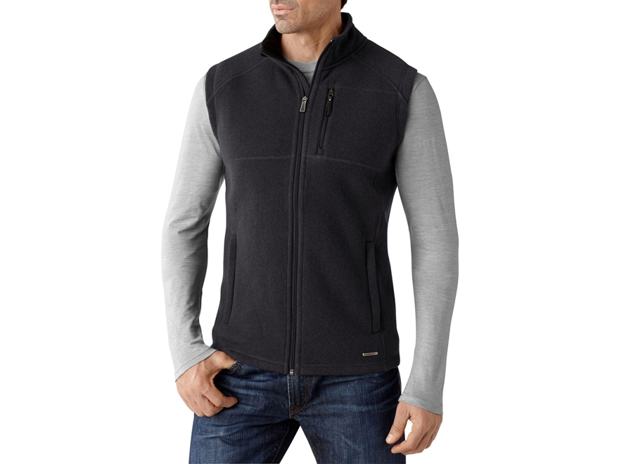 Smartwool Men's Echo Lake Vest Wool and Nylon