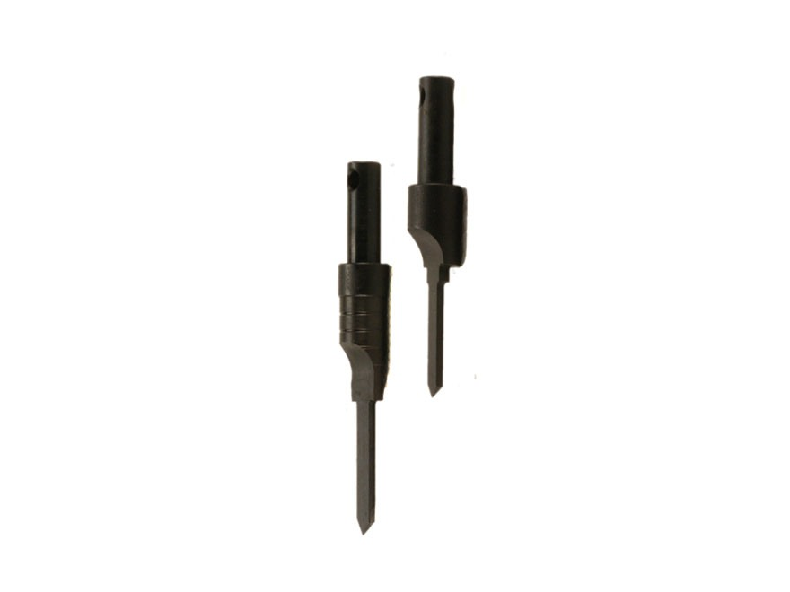 The Outdoor Connection Sling Swivel Stud Step Drill Bit Set Hardened Steel