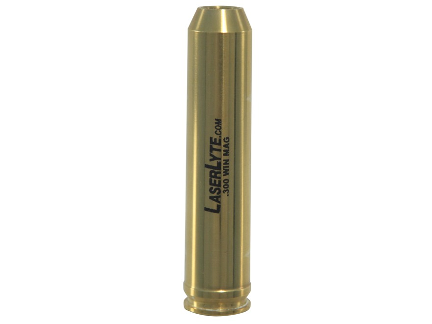 LaserLyte Laser Trainer 300 Win Mag Sleeve For .223 Trainer Cartridge