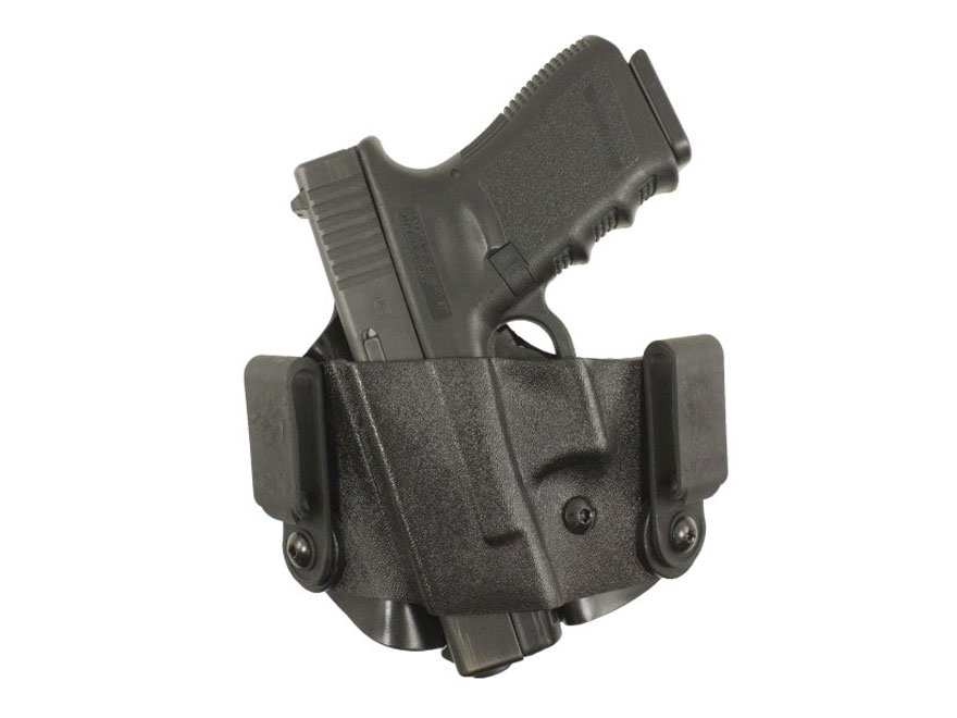DeSantis Scorpion II Inside the Waistband Holster Glock 26, 27, 33 Kydex Black