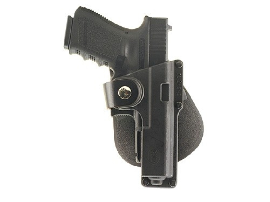 Fobus Tactical Speed Roto Paddle Holster Right Hand Glock 19, 23, 32 with Laser or Ligh...