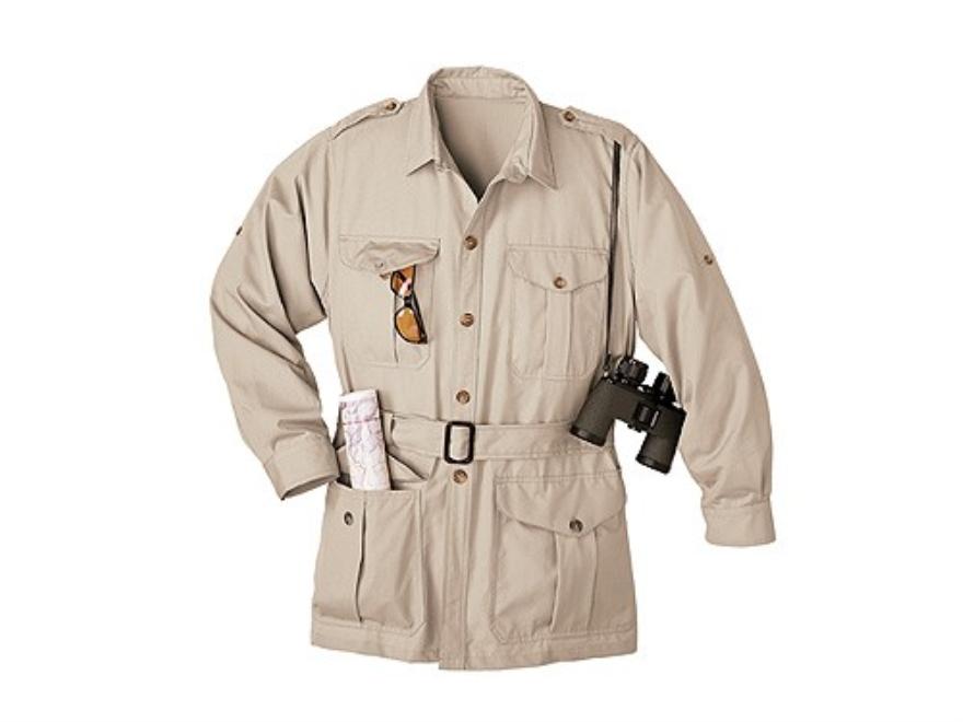 Filson Men's Bush Jacket Long Sleeve Cotton Poplin
