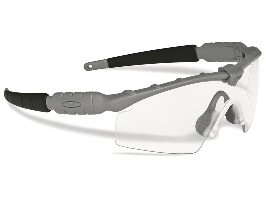 oakley si ballistic m frame 20 shooting glasses