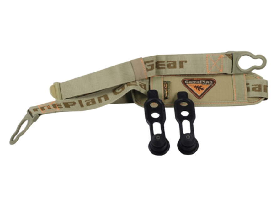 Game Plan Gear SnapShot Bow Sling System Nylon Olive Drab