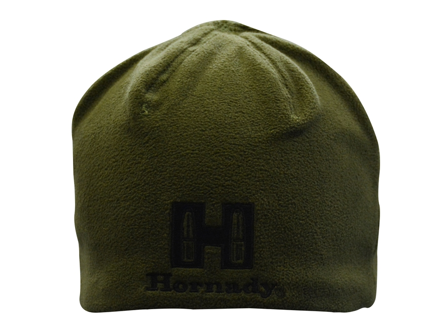 Hornady Logo Beanie Polyester OD Green