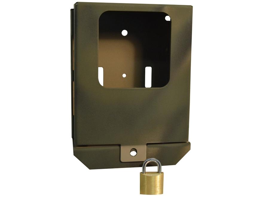 Covert Windtalker and Phantom Bear Safe Digital Game Camera Security Box Steel Camo