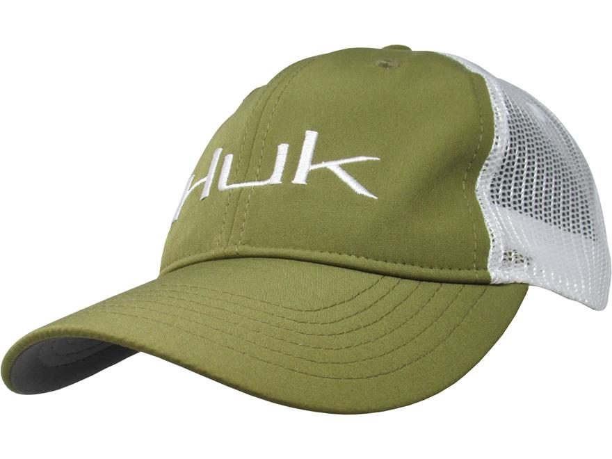 Huk Logo Trucker Cap Polyester
