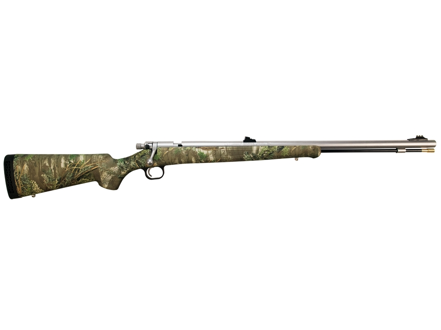 "Knight DISC Extreme Western Muzzleloading Rifle .50 Caliber 26"" Stainless Steel Barrel ..."