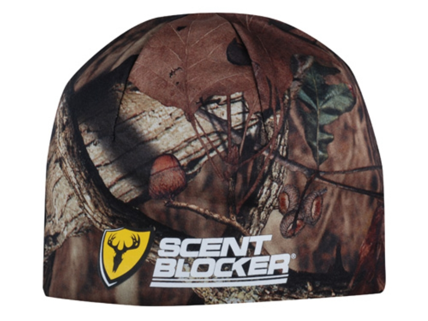 ScentBlocker XLT Fitted Watch Cap Polyester Mossy Oak Break-Up Infinity Camo XL/2XL