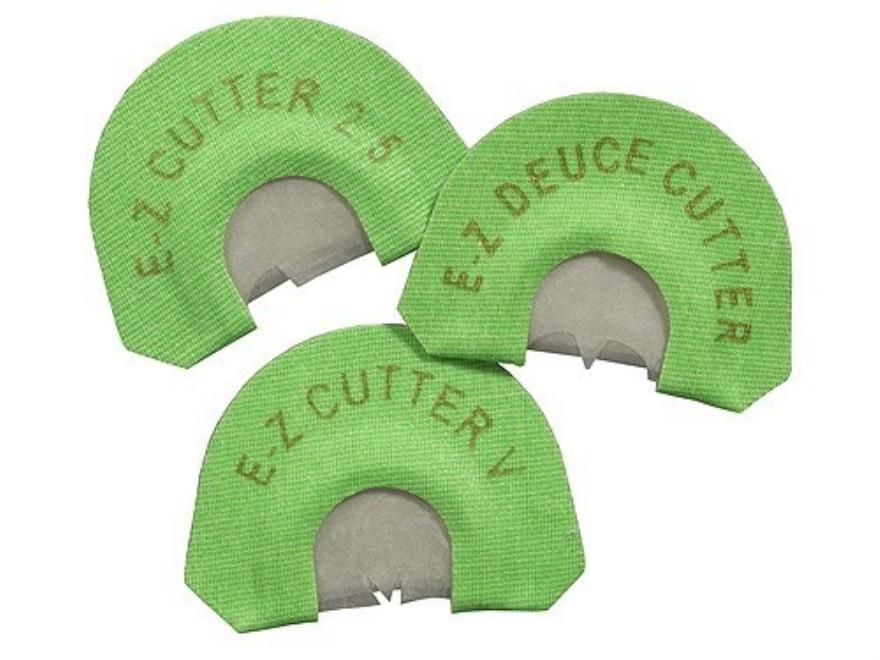 H.S. Strut E-Z Cutters Diaphragm Turkey Call Pack of 3