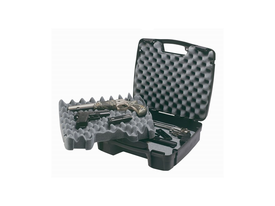 "Plano Gun Guard SE Four Pistol Case 17"" Black"