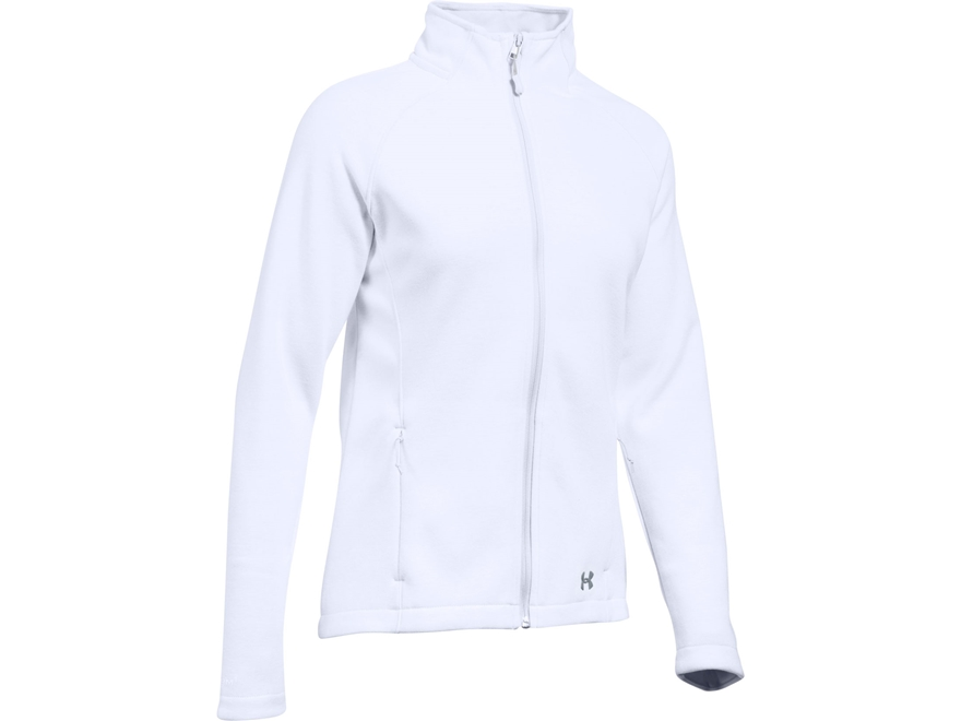 Under Armour Women's UA Granite Insulated Jacket Polyester/Cotton White Small