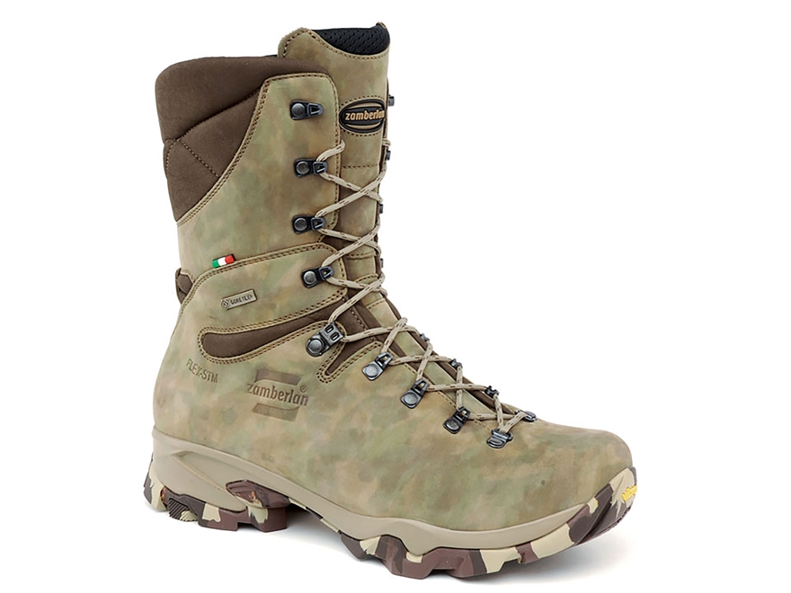 "Zamberlan Cougar High GTX 11"" Waterproof GORE-TEX Hunting Boots Leather Men's"
